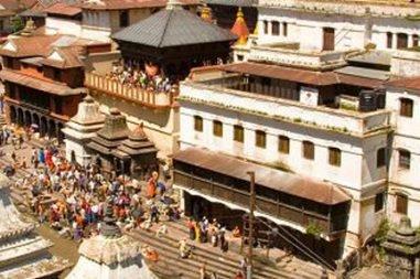 Kathmandu Temple Tour