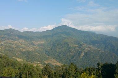 Dhampus Hiking