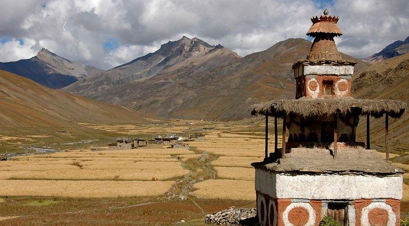 Upper Dolpo and Mustang Trek