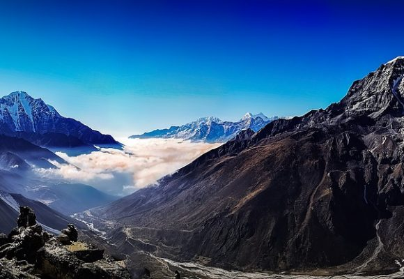 Most popular treks in the Everest region of Nepal