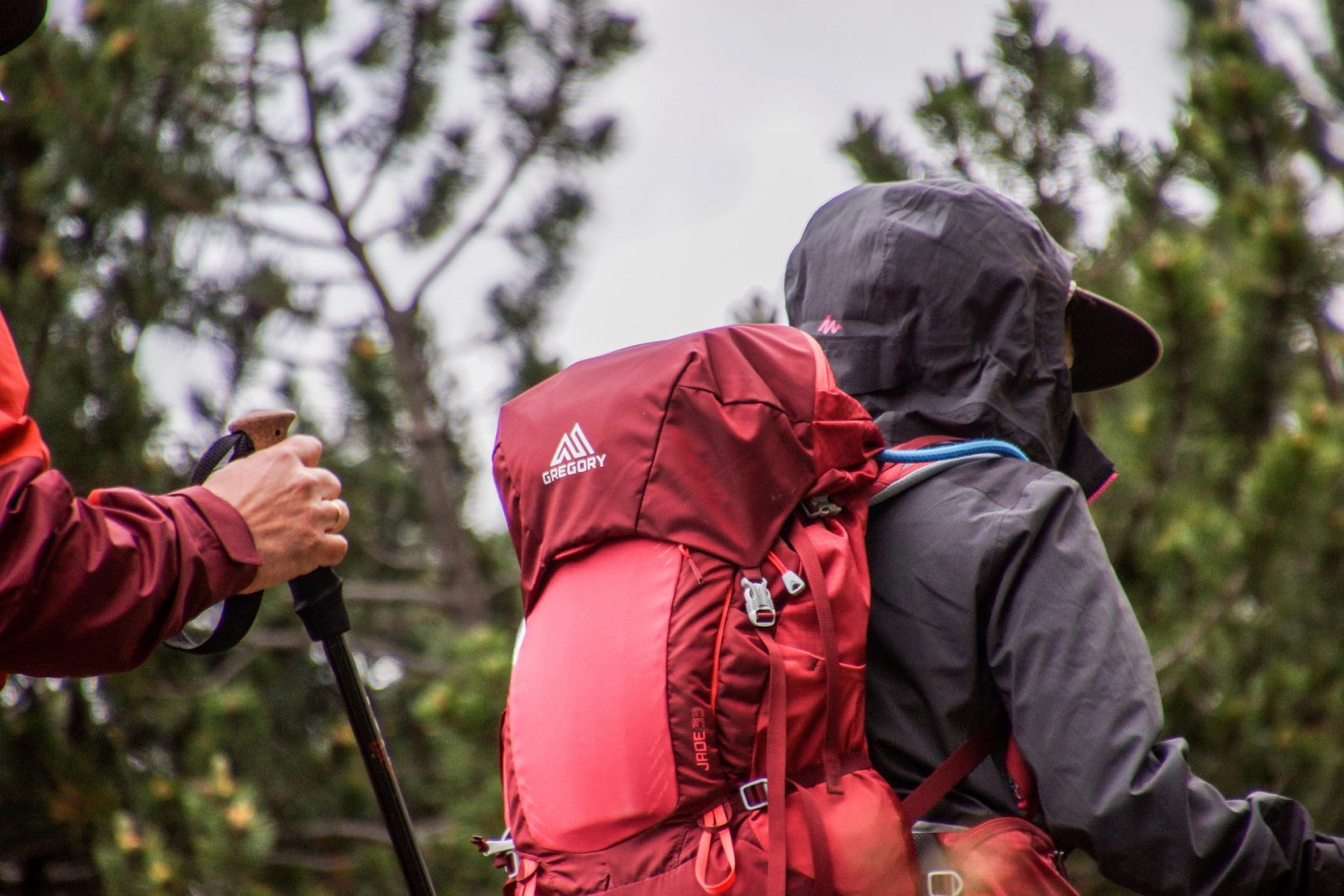 equipment for trekking